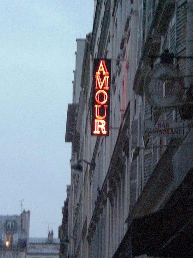 Amour at Hotel Amour