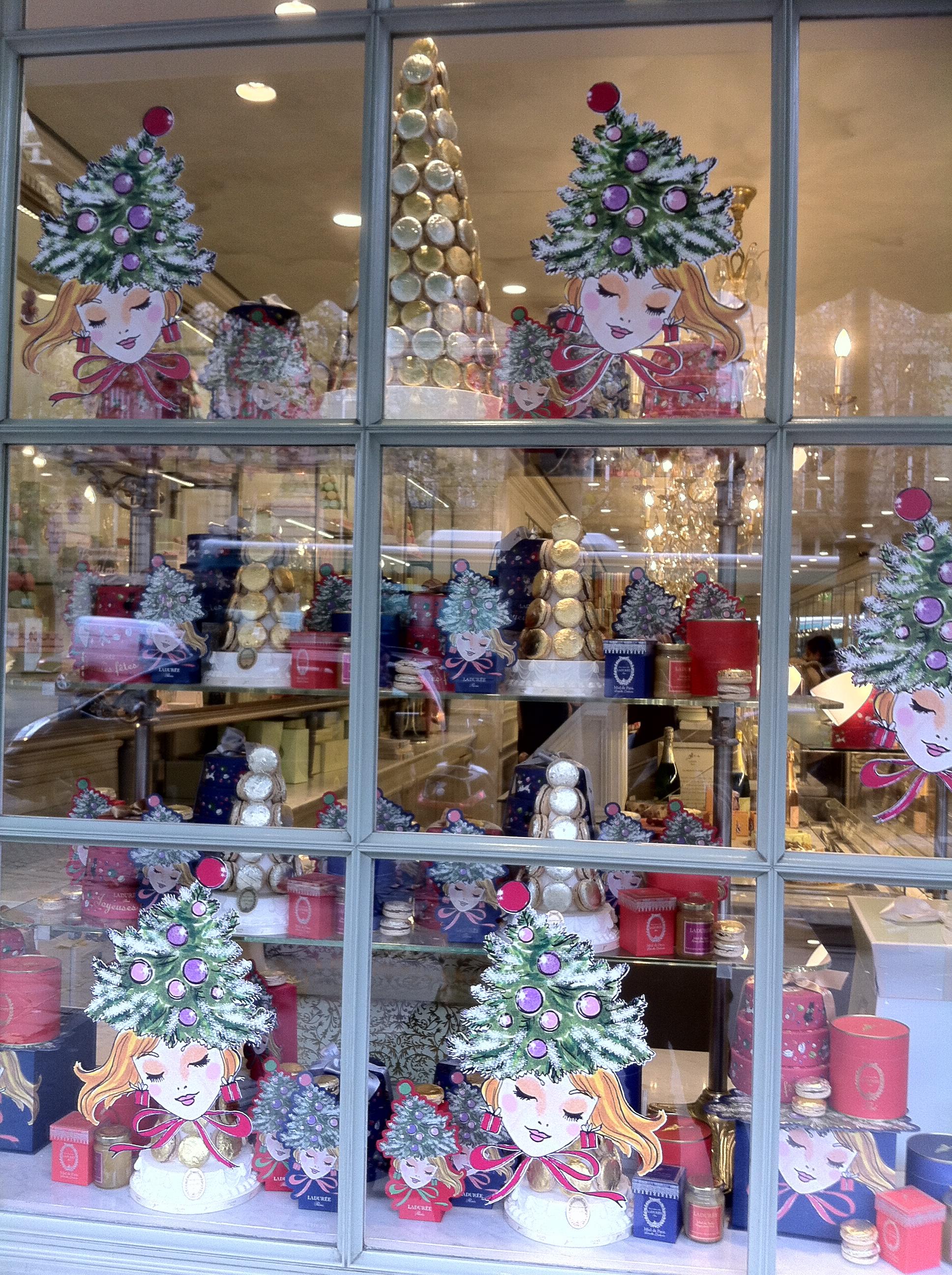 1000 images about laduree christmas on pinterest for Laduree christmas
